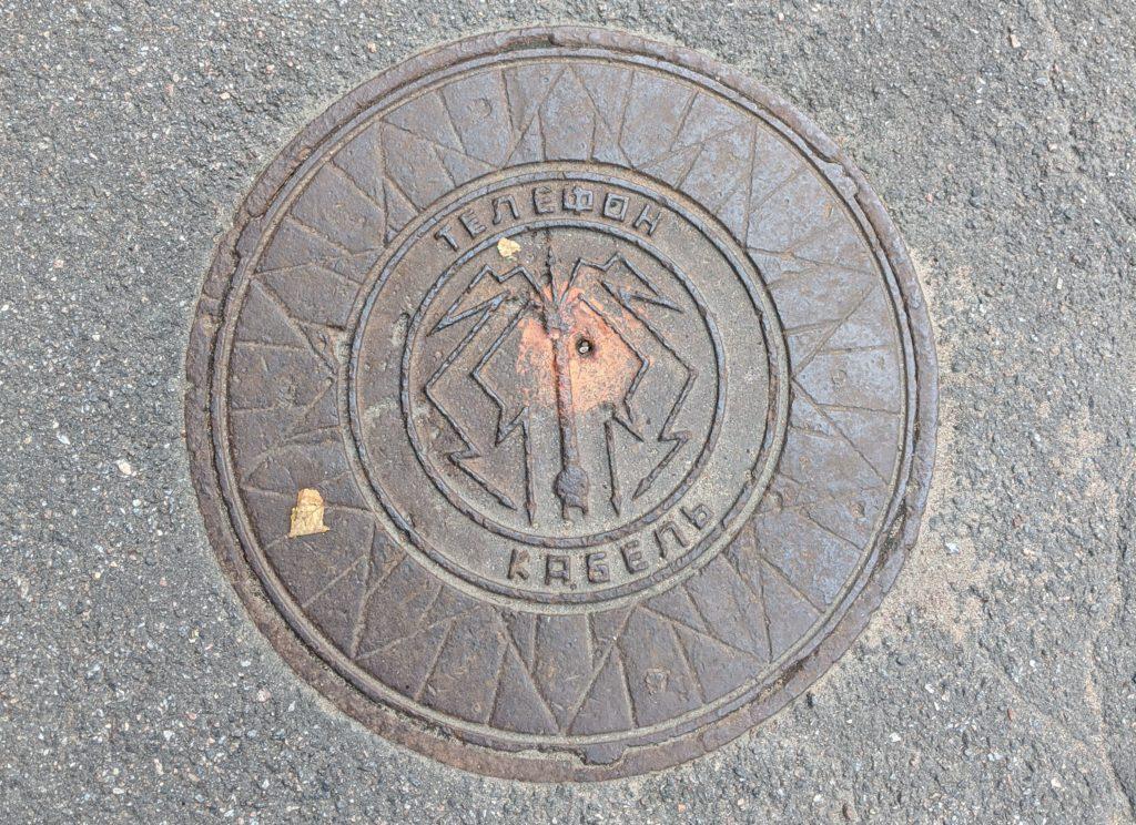 люк телефонная канализация